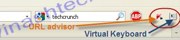 Kaspersky 2010 Browser addons