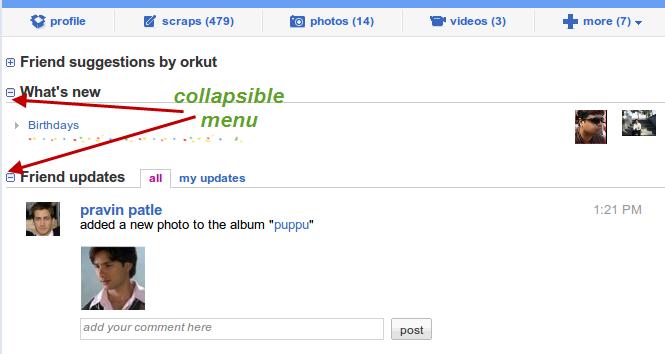 orkut new 2