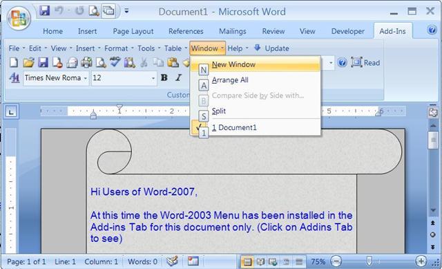 wordmenu2003