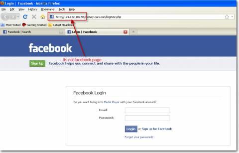 WARNING: Facebook Malware Attack using Most Hilarious Video 1