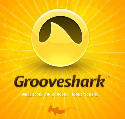 Grooveshark: Listen, stream and Upload music online for Free 1