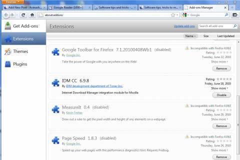 Firefox 4 Beta 1 out: A sneak Preview 3
