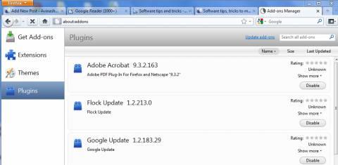 Firefox 4 Beta 1 out: A sneak Preview 4