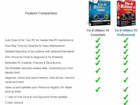 Download Avanquest Fix-It Utilities 10 Essentials (August 20, 2010) [48-hours only]  3