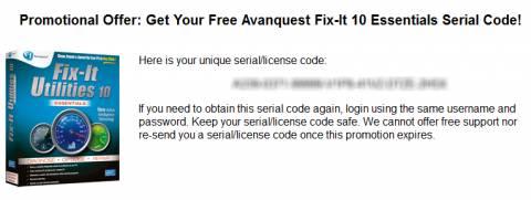 Download Avanquest Fix-It Utilities 10 Essentials (August 20, 2010) [48-hours only]  4