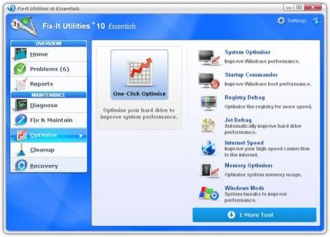 Download Avanquest Fix-It Utilities 10 Essentials (August 20, 2010) [48-hours only]  2