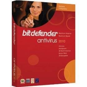 Grab BitDefender Antivirus 2010 for FREE for 24 hours! again 1