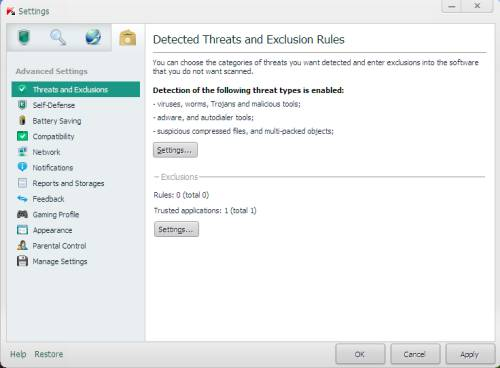 Kaspersky Internet security 2012 beta first impressions [91 days license] 11