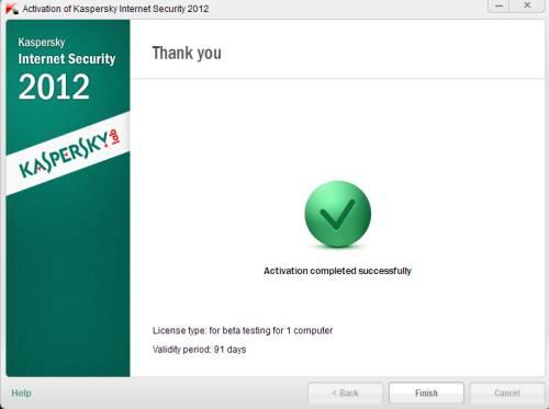 Kaspersky Internet security 2012 beta first impressions [91 days license] 3