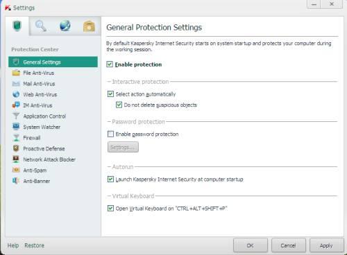 Kaspersky Internet security 2012 beta first impressions [91 days license] 10