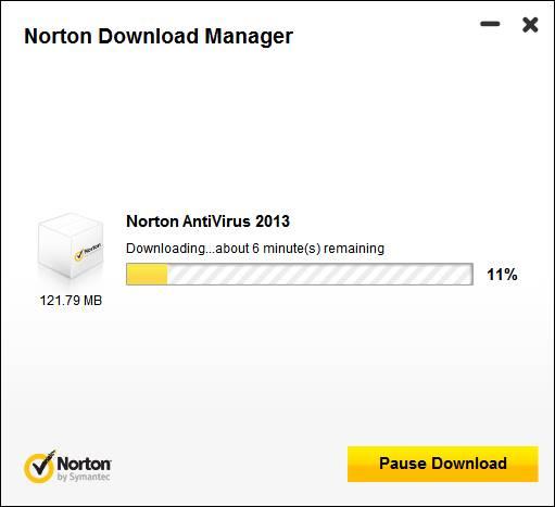 Download Norton Antivirus 2013 beta with Windows 8 and Metro support 2