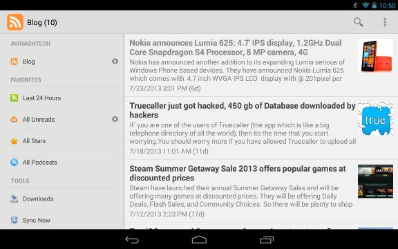 Avinashtech Android App screenshot